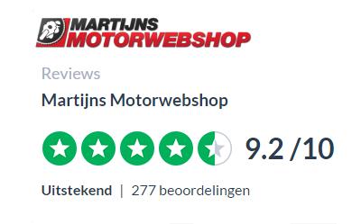 Martijnsmotorwebshop review